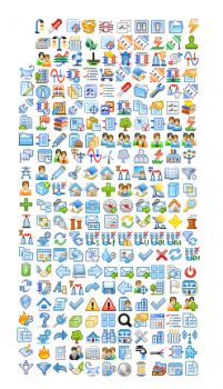 Иконки 16x16