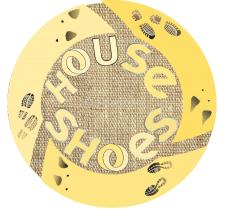 Логотип для магазина обуви