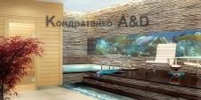 частный дом сауна