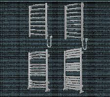 Визуализация полотенцесушителей