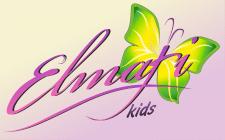 Логотип для магазина детской одежды.