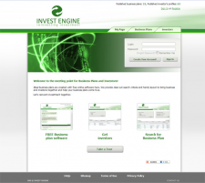 """Веб-сервис """"Invest Engine"""""""