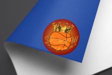 Логотип баскетбольной команде