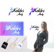 """Логотип для  магазина женского белья """"Kolibri"""""""