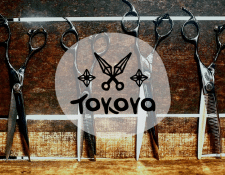 Concept for TOKOYA barbershop
