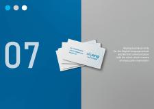 Business cards Skyeng