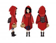 Персонаж для 2d анимации