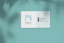 visiting card_voblakah
