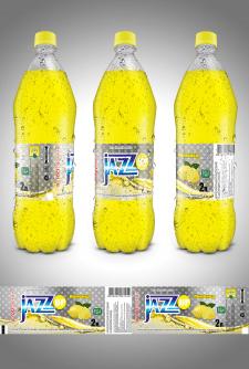 Дизайн этикетки воды