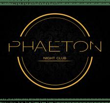 """Logo для ночного клуба """"Phaeton"""""""