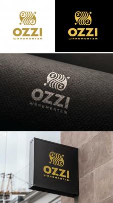 лого для Шиномонтаж. Продажа шин, дисков. OZZI