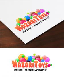 Логотип для интернет-магазина детских товаров