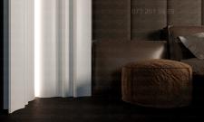 Дизайн спальни для одного человека.