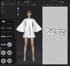 одежда в 3D Marvelous Designer 5