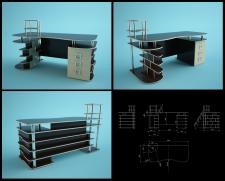 Дизайн и визуализация рабочего стола