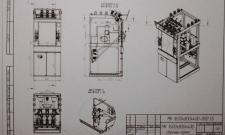 Электрооборудование, чертежи, 3D модели
