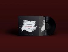 Дизайн обложки музыкального альбома