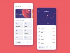 Мобильное приложение для оплаты услуг ЖКХ