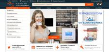 Интернет-магазин теплого пола на Wordpress