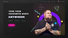 Музыкальный сервис Musicon