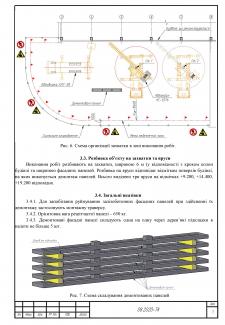 Техкарта на демонтаж фасадних панелей