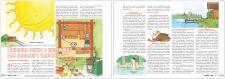 Верстка книги 40 стр. А4 в журнальном варианте
