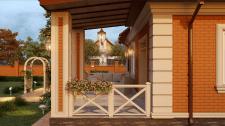 Декор дома на Нивках