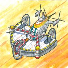 Корабле-вело-самолёт