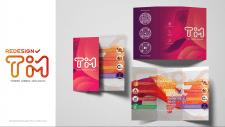 Company Brochure design (Дизайн рекламной брошюры)