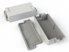3D модель корпуса для электроники под литьё