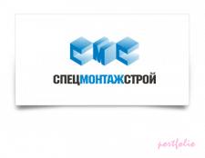 Логотип Спецмонтажстрой