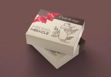 Дизайн коробки для подарочного набора