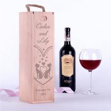 Подарочные коробки для вина