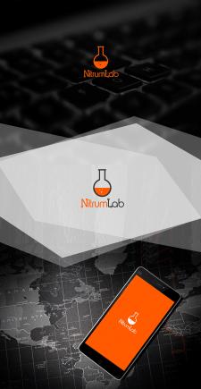"Логотип ""Nitrum Lab"""