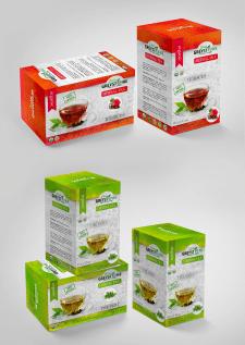 """Дизайн упаковки травяного чая """"GREYSTONE TEA"""""""