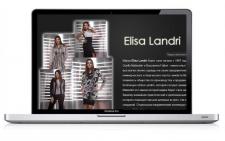Представитель фабрики Elisa Landri