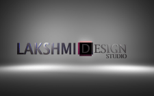 Lakshmi design studio (logo)