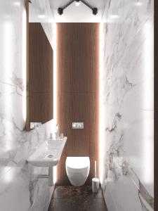 Дизайн интерьера бутика Рremium-сегмента