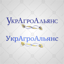 Логотип украгроальянс.