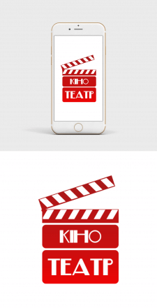 """Логотип """"Кіно - Театр"""""""