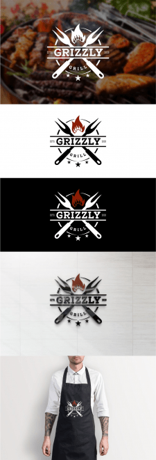 Grizzly Grill Logo