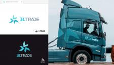 Логотип для трейдинговой компании 3L TRADE