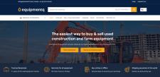 Сайт строительной техники/интернет-магазин