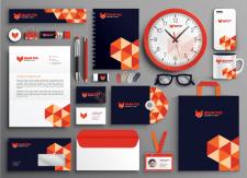 Фирменный стиль, нейминг и логотип для Draw Fox