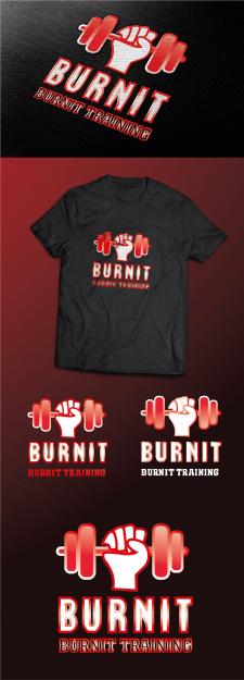 """логотип для""""Burnit"""""""