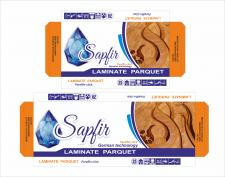 Упакування для ламінованої підлоги SAPFIR