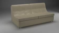 Кожаный диван-2