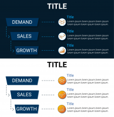 B2B Saas Infographic