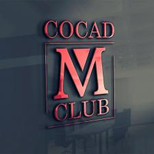 Логотип для мужского клуба бизнесменов