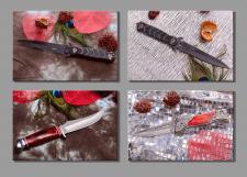 Съёмка ножей